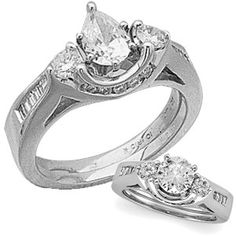 1000+ images about 25th anniversary ring ideas on Pinterest Pears ...