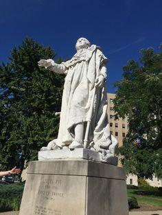 King Louis XVI - namesake of Louisville