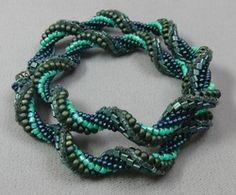 Basic Brick Stitch with Beads Class