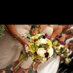 Our gorgeous flowers!