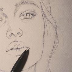 pinterest: dk doan // c: unknown #drawingclasses