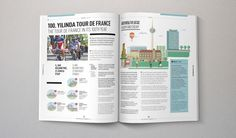 Turkish Airlines: Skylife Inflight Magazine | MagSpreads | Magazine Layout Inspiration and Editorial Design