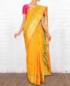 Samudrika Pattu SP040 - Pure Silk Sarees