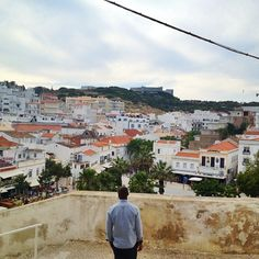 Old Town, Albufeira, Portugal