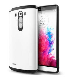 Θήκη Πλαστική Armor Case OEM Λευκό (LG G3) - myThiki.gr - Θήκες Κινητών-Αξεσουάρ για Smartphones και Tablets - Χρώμα λευκό