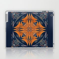 CenterViewSeries067 Laptop & iPad Skin by fracts - fractal art - $25.00