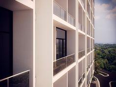 Balcones, Monterrey N.L. Mexico by alick asociados arquitectos 2012