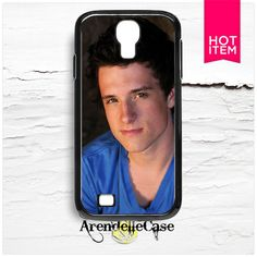 Movie Actor Josh Hutcherson Samsung Galaxy S4 Case