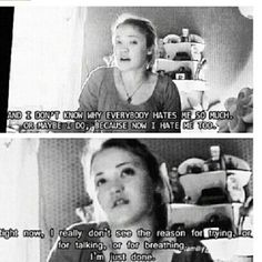 Cyberbully.. Lived through hell like hers before, cry every time I watch it just remembering what happened.