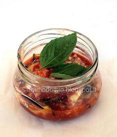 Parmigiana di zucchine in VASOCOTTURA