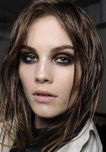 8 Fall Eye Makeup Updates to Try Now Perfect smokey eye, runway makeup. Makeup Trends, Makeup Inspo, Makeup Inspiration, Makeup Tips, Beauty Makeup, Makeup Ideas, Makeup Products, Makeup Geek, Beauty Products