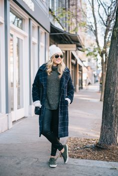 10 Outfits for Winter Weather | Bows & Sequins | Bloglovin'