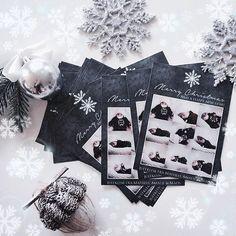 Jippii, idag låg julekorta i postkassa ️✨❄️ Kjekt å skulle sende til nære og kjære for første gang no som eg har min egen lille familie❤️ #christmas #babyboy #julekort