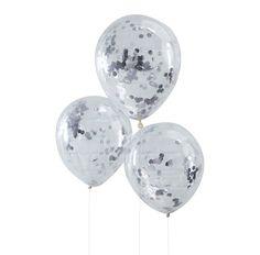 ballon-confetti-argent-deco-mariage-anniversaire-gingerray