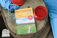 Mit den Wanderbüchern vom Outdoor Verlag ergänze ich meine Sommerreise von Lappland nach Turku durch tolle Touren und Spaziergänge in der Natur.