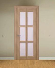 Kitchen Room Design, Home Room Design, Home Office Design, Modern Interior Doors, Door Design Interior, Home Decor Boxes, Home Decor Furniture, Space Saving Doors, Sliding Bathroom Doors