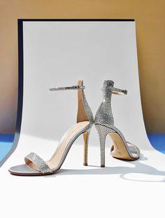 These Gianvito Rossi beauties inspire fabulous Saturday night plans #perfectpairs