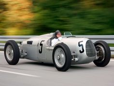 Auto Union I wish they'd get back in the game