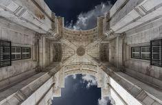 travelingcolors:  Rua Augusta Arch, Lisbon | Portugal (by by António Leão de Sousa)