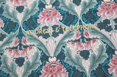 Liberty of London Address & Telephone Book. Vintage Gifts, Etsy Vintage, Paper People, Liberty Of London, Arts And Crafts Movement, Classic Elegance, Telephone, Thoughtful Gifts, Art Nouveau
