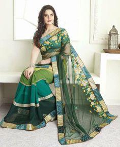 Saheli Couture Zarine Khan Saree Collection