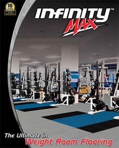 INFINITY MAX Flooring. Bill Jacobs Power Company