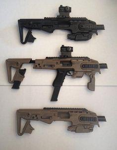 Glock Pistol Carbine Conversion
