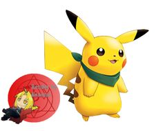 Chibi Pokemon Pikachu | Render Pokemon - Renders pikachu jaune animal