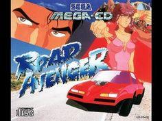 Sega CD Road Avenger Video Walkthrough