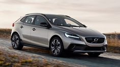 2017 Volvo V40 Cross Country picture - doc667211