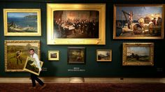 Fake! The Great Masterpiece Challenge: To slow visitors down, British museums are hanging fake art alongside their masterpieces