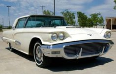 1966 Ford Thunderbird Town Landau Thunderbird