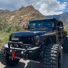 Save by Hermie Black Jeep, Custom Jeep, Cool Jeeps, Jeep Jk, Jeep Wrangler Unlimited, Diesel Trucks, Jeep Life, Offroad, Dream Cars