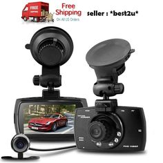 Dome G30B 2.7 inch H.264 1080P Full HD Car Video Recorder ✈ Free Shipping US ✈ | Consumer Electronics, Home Surveillance, Digital Video Recorders, Cards | eBay!