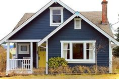 Awesome Cottage Exterior Colors Schemes Ideas001