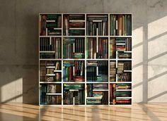 Read Your Bookcase - Eva Alessandrini and Roberto Saporiti