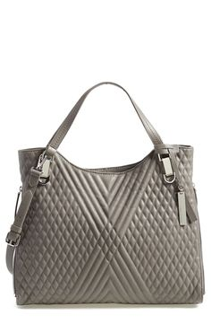 778b9e180088 Vince Camuto  Riley  Quilted Leather Tote