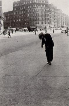 New York, 1940 - Helen Levitt