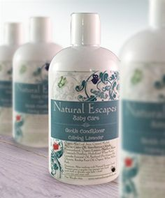 Natural  Organic Baby Conditioner Calming Chamomile  Lavender Detangles  Moisturizes with All Natural  Organic Ingredients TearFree Formula is Safe for Sensitive Skin Eczema  Cradle Cap >>> Read more  at the image link.Note:It is affiliate link to Amazon.