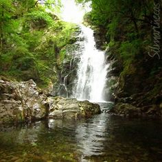 Preciosa cascada de Xorroxin, en Gorostapolo Erratzu. Valle de Baztán #Navarra (Foto @silmarinecas en #@Instagram) --> http://www.turismo.navarra.es/esp/organice-viaje/recurso/Actividadesdeportivas/4063/Sendero-cascada-de-Xorroxin.htm