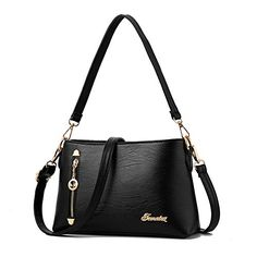 5ddce6b02b Turelifes Shoulder Bags for Women Soft Leather Handbags Mother Crossbody  Bags Multi Pockets Purse