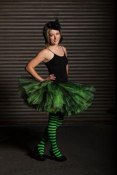 Adult Tutu Witch Tutu Witch costume by trendylittlecreation