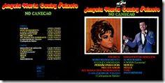 Vinil Campina: Ângela Maria - 1976 - Cauby Peixoto - no Canecão