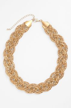 Stephan & Co. Twisted Snake Chain Necklace (Juniors) (Online Only) | Nordstrom