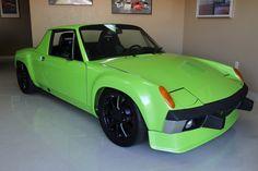 Porsche 914 WRX Sounds Cool, But is it $40,000 Cool?