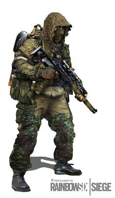 OPERATOR SPOTLIGHT #19: KAPKAN (RUSSIAN UNIT) | Rainbow Six® Siege Game News & Updates | Ubisoft® (US)