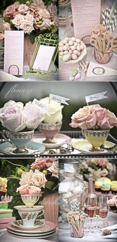 Perledicotone blog: Bridal shower (in my dreams)