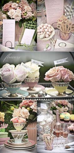 Perledicotone blog: Bridal shower (in my dreams)