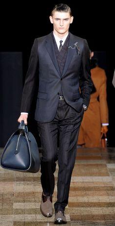 Louis Vuitton Fall/Winter 2012 Menswear