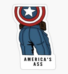 Captain America stickers featuring millions of original designs created by independent artists. Bubble Stickers, Meme Stickers, Cool Stickers, Laptop Stickers, Homemade Stickers, Wallpaper Stickers, Aesthetic Stickers, Glossier Stickers, Iron Man